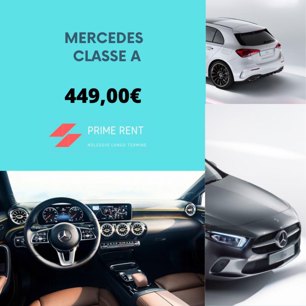 Mercedes ClasseA